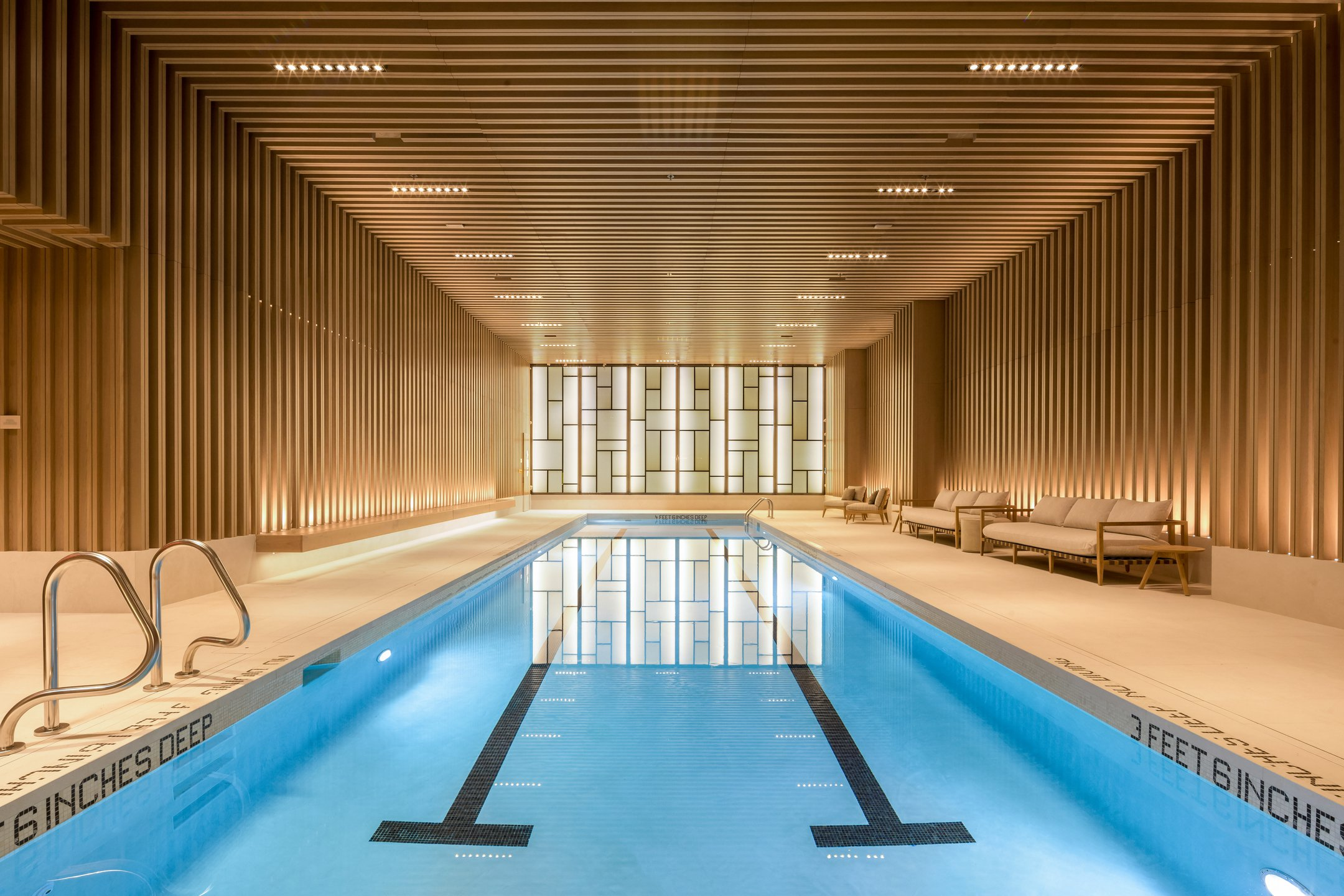 Upper East Side Condos: Indoor Pool