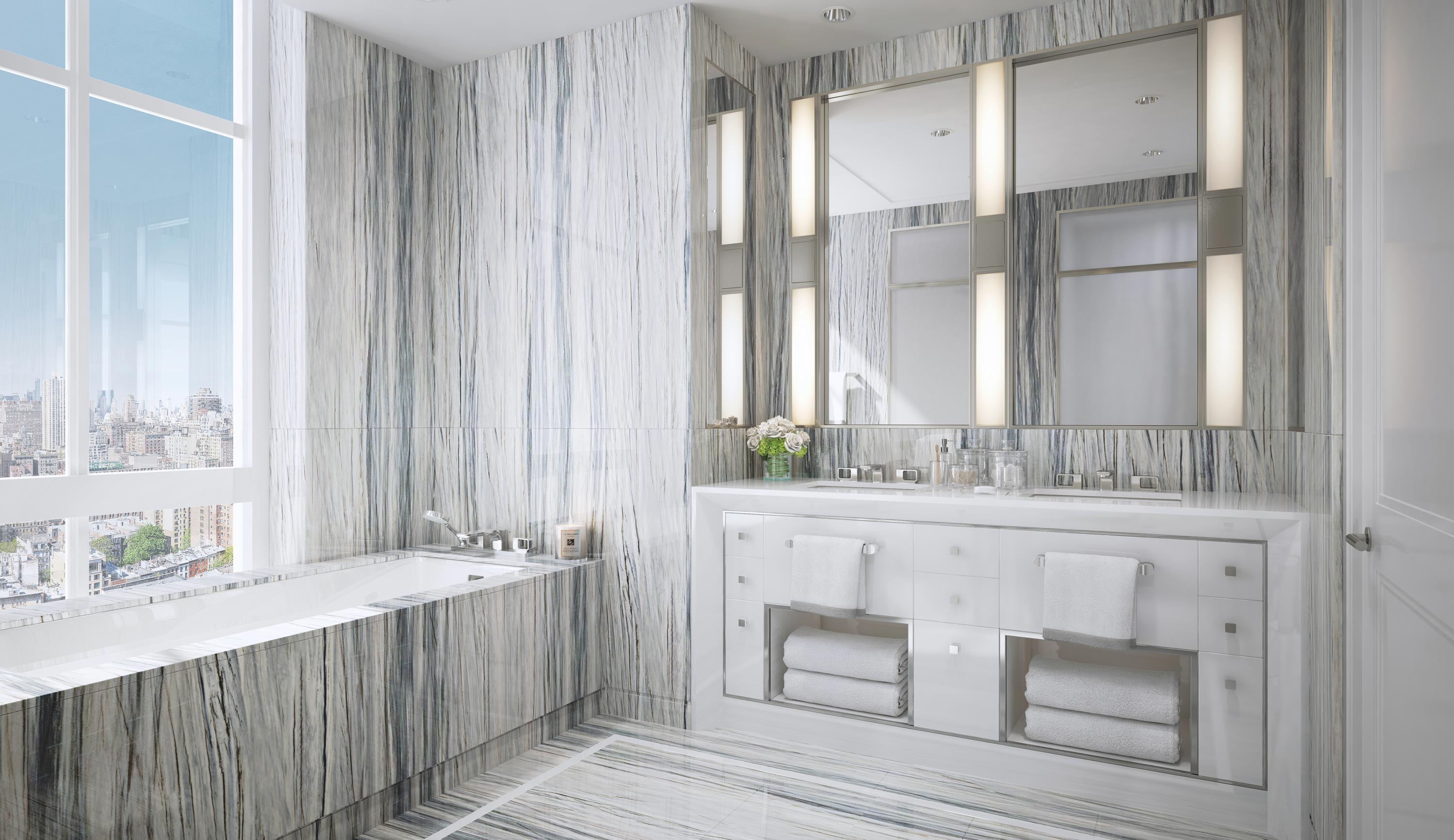 Luxury Bathrooms Kent luxury upper east side homes for sale | the kent – residences