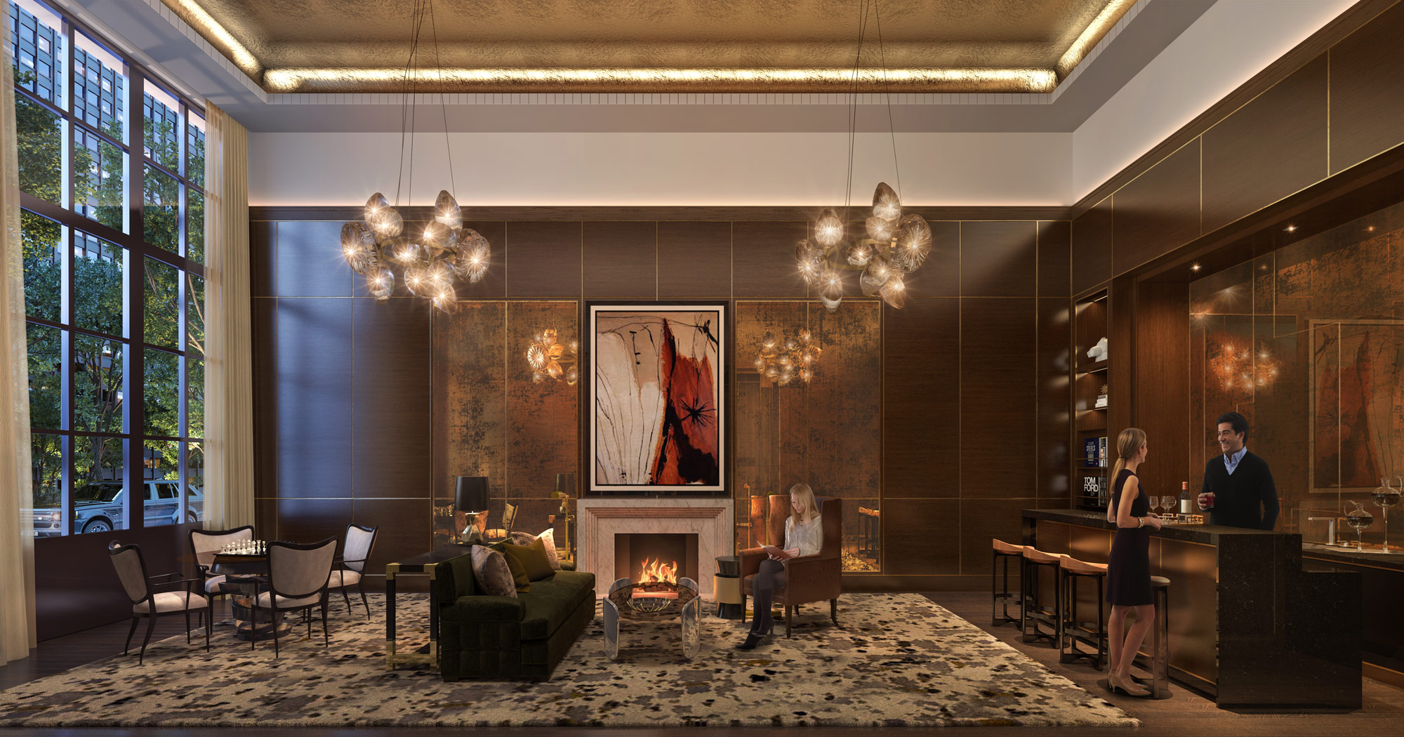 Luxury Upper East Side Condos for Sale | The Kent – Amenities